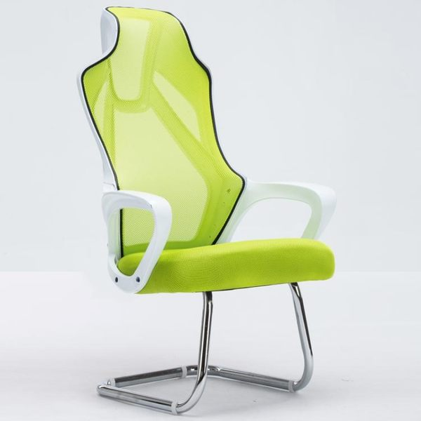 電腦椅 弓形電腦椅網布椅家用辦公椅人體工學椅培訓會議椅子jy 聖誕節禮物大優惠