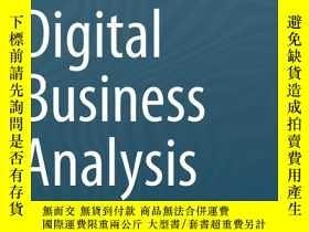 二手書博民逛書店罕見Digital Business Analysis 英文原版