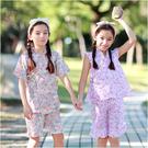 短袖套裝 日式和服 夏日浴衣 造型服 女...