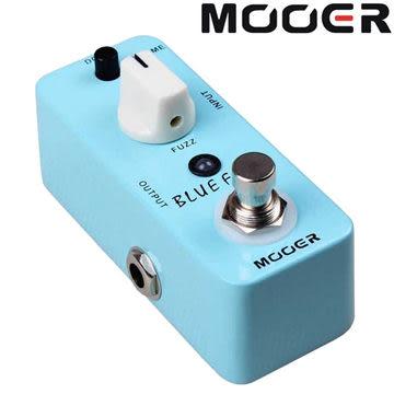 ★集樂城樂器★Mooer Blues Faze 破音Fuzz效果器 Blues Faze(OldD Fuzzface)【Fuzz Pedal】MREG-BF