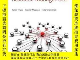 二手書博民逛書店Strategic罕見Human Resource Management-戰略人力資源管理Y436638 Ca