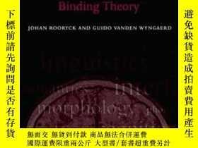 二手書博民逛書店Dissolving罕見Binding Theory (oxfo