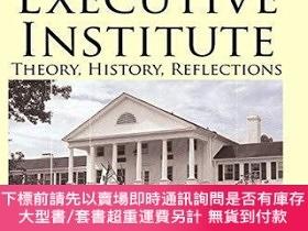 二手書博民逛書店The罕見Early Years Of The Federal Executive InstituteY255