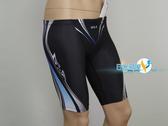 *日光部屋* Nile (公司貨)/ NAR-2008-BLK 競泳款/高抗氯/低腰/馬褲型泳褲(XL/XXL/特價)