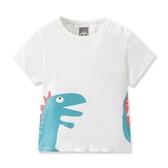 好孩子兒童短袖t恤 男童女童純棉圓領上衣卡通印花體恤寶寶夏裝 萬客城