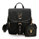 包包前置插袋及ㄇ型拉鍊袋 背面直立式拉鍊袋 內部收納袋*3/拉鍊內袋 附造型卡片零錢包掛飾