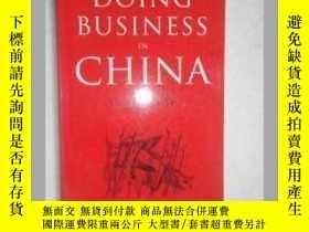 二手書博民逛書店DOING罕見BUSINESS IN CHINAY12980 Laurence J.Brahm Laurenc