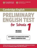 二手書 Cambridge Preliminary English Test for Schools 1 Student s Book without Answers: Official Ex R2Y 9780521188296