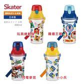 Skater 透明直飲冷水壺480ml (小小兵/閃電麥昆/玩具總動員/鐵道王國)