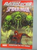 【書寶二手書T9/少年童書_OPJ】Marvel Adventures Spider-man 5: Monsters o