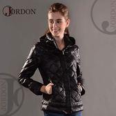 【JORDON 橋登 女 超輕量羽絨夾克《黑色》】439/輕量化羽絨衣/可收納羽絨衣/保暖羽絨外套