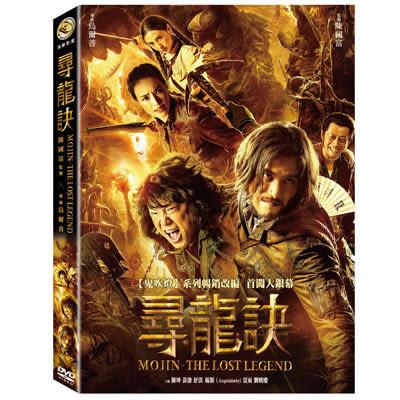 尋龍訣DVD 陳坤/舒淇