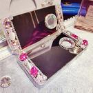 三星 J7 Plus J7 Pro J3 Pro S8 S8 Plus S7 S7 edge 手機殼 軟殼 水鑽殼 自拍 保護殼 訂製 奢華鏡面系列