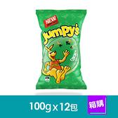 澳洲Jumpy,s3D袋鼠洋芋片-雞汁(100gx12包)-箱購