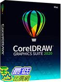 [9美國直購] 蘋果版 Mac CorelDRAW Graphics Suite 2020 | Graphic Design, Photo, and Vector Illustration