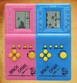 618好康又一發經典俄羅斯方塊游戲機 掌上小型游戲機掌機 懷舊兒童益智玩具禮物【非凡】