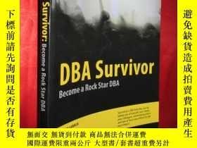 二手書博民逛書店DBA罕見Survivor 【詳見圖】Y5460 Thomas