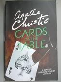 【書寶二手書T8/原文小說_LOQ】Poirot:Cards On The Table_Agatha Christie