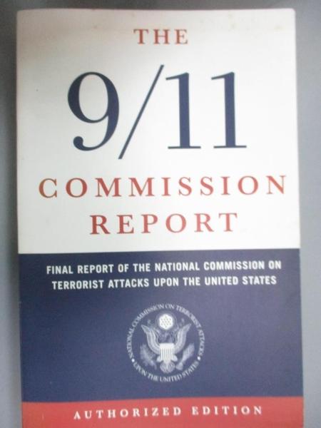【書寶二手書T8/社會_ISL】9/11 Commission Report: Final Report of the…