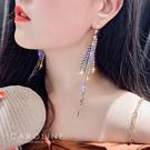 《Caroline》★韓國熱賣造型時尚 Bling  Bling 絢麗閃亮動人耳環 70718