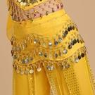 印度舞蹈表演出腰鍊