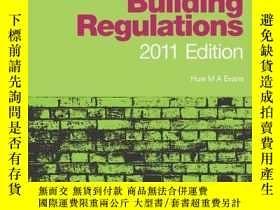 二手書博民逛書店Guide罕見to the Building Regulatio