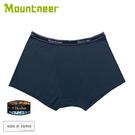【Mountneer 山林 男 排汗開洞四角內褲《丈青》】11K77/四角內褲/機能內褲/透氣內褲