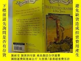 二手書博民逛書店The罕見Velveteen Rabbit :絨布兔子Y200392