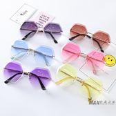 兒童太陽眼鏡 兒童太陽眼鏡 女童防紫外線偏光變色眼鏡 出遊時尚小女孩墨鏡 聖誕交換禮物