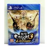 PS4 無雙OROCHI 蛇魔3 Ultimate 蛇魔 3 蛇魔無雙 3 Ultimate 中文版