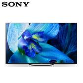 [SONY 索尼]65吋 4K OLED智慧連網電視 KD-65A8G