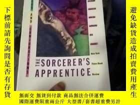 二手書博民逛書店the罕見sorcerer s apprenticeY15389
