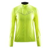 【速捷戶外】瑞典Craft 1903258 女超輕量防風防潑水外套(螢光黃), 跑步 單車 野跑 馬拉松 夜跑