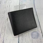 BRAND楓月 LOUIS VUITTON 路易威登 M62045 黑色 二折 AMERIGO 皮包 皮夾 短夾