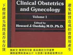 二手書博民逛書店Advances罕見in Clinical Obstetrics