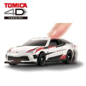 【日本正版】TOMICA 4D 豐田 86GR 賽車款 TOYOTA 體感小汽車 玩具車 多美小汽車 - 130871