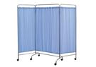 三折式屏風-YH093藍色