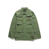 DEUS|男 Ripstop Jungle Shirt 襯衫外套 - 綠