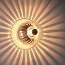 太陽花玻璃壁燈─直徑16深13cm─E1...