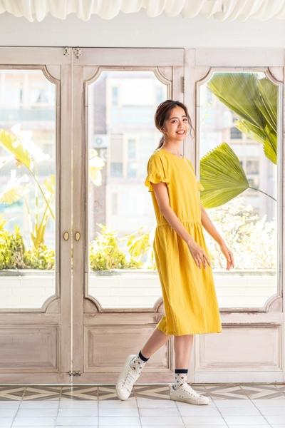 8happy // 日系低腰清新洋裝