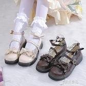娃娃鞋 鞋原創正版jk洛麗塔鞋子蘿莉小皮鞋女日繫軟妹娃娃鞋 新年特惠