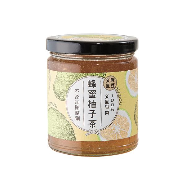 麻豆區農會 文旦蜂蜜柚子茶-300g/罐
