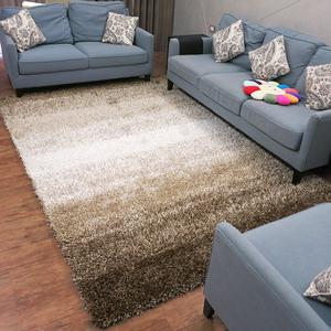 【YFS】極簡米棕地毯 200x290cm 經典厚織長毛地毯 特殊處理