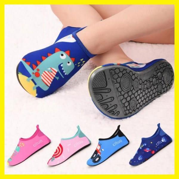 全館83折 春秋兒童地板襪鞋寶寶防滑底襪套冬季室內男女嬰兒軟底學步襪子鞋