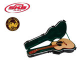 【小麥老師樂器館】SKB SKB-000 OM型 民謠吉他專用硬盒可鎖 SKB000 吉他 電吉他 貝斯