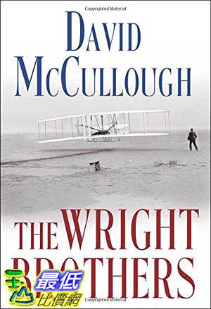 [104美國直購]  2015 美國暢銷書排行榜 The Wright Brothers. Hardcover