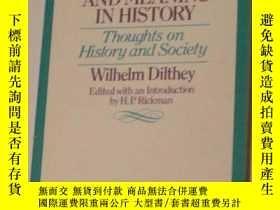 二手書博民逛書店Pattern罕見And Meaning In History - Thoughts On History And