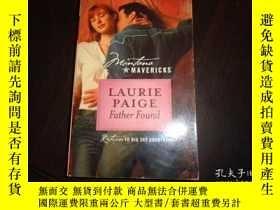 二手書博民逛書店LAURIE罕見PAIGE,Father FoundY19865