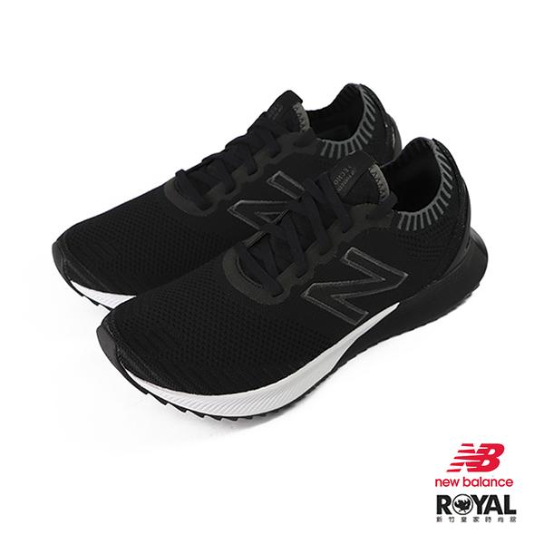 New balance Fuelccll 黑色 織布 套入 運動休閒鞋 男女款 NO.B0944-J0039【新竹皇家 MFCECSK-WFCECSK】