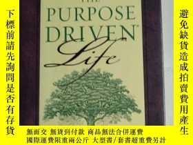 二手書博民逛書店Rick罕見Warren : The Purpose Drive